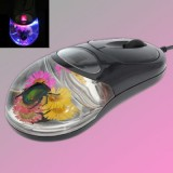 Insect Amber-Optical Multi Color Mouse